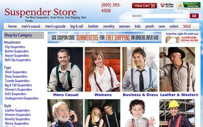 Suspenderstore.com