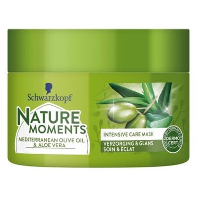 Schwarzkopf Nature Moments Olive Aloe Vera