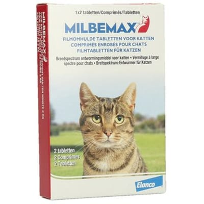 Milbemax Kat tablet