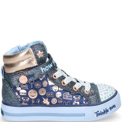 sneakers Skechers Shuffles Giggle Glam