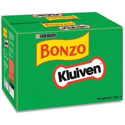Bonzo Kluiven 1 kg Snack