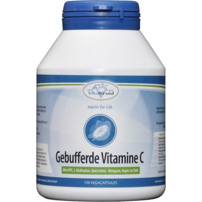 Vitakruid Vitamine C 150 Gebufferd