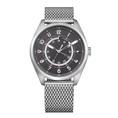Tommy Hilfiger TH1791370 Horloge Staal mm zilver 3