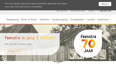 Feenstra website