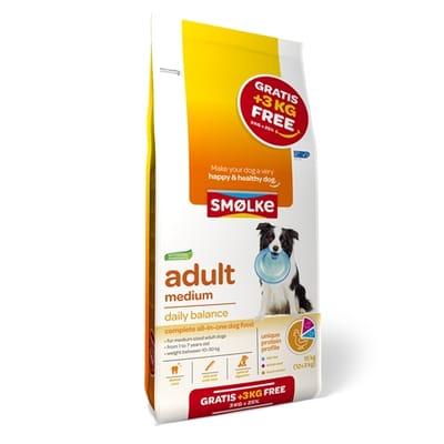 Smolke adult medium bonus bag
