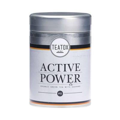 Teatox Active Power Green Tea Guarana Bio