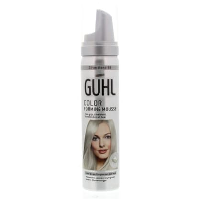 Guhl Color Forming Mousse 98 Zilver Blond