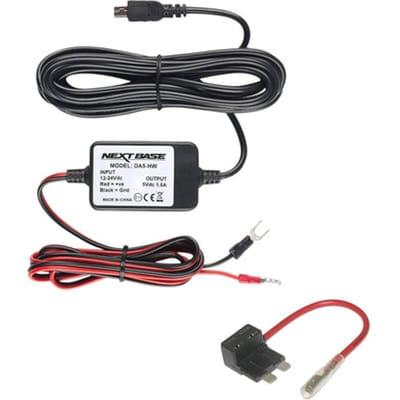Nextbase Hardwire kit Black