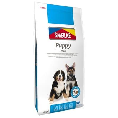 Smolke Puppy Maxi 15 Kg