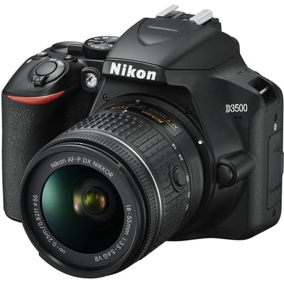 Nikon D3500 VR