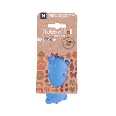 Rubb'n'roll drijvende cluster blauw