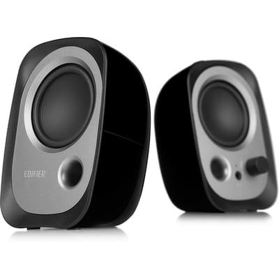 Edifier R12U Zwart Speaker Set