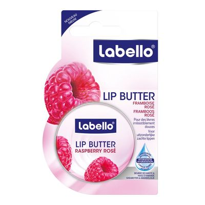 Labello Lip Butter Raspberry
