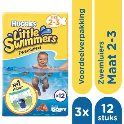 Huggies Little Swimmers Zwemluiers Voordeelverpakking