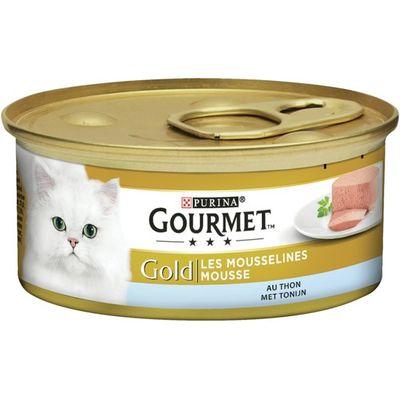 Gourmet Gold Mousse Tonijn 85 g
