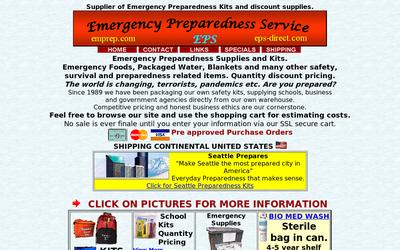 Emprep.com website