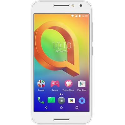 Alcatel A3 Wit