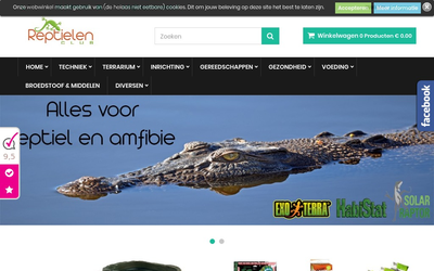 ReptielenClub website