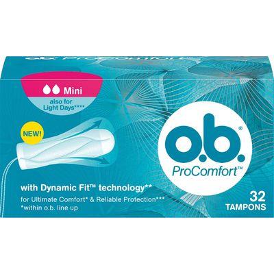 OB Tampons ProComfort Mini