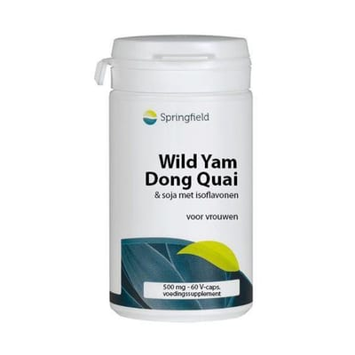 Wild yam / dong quai