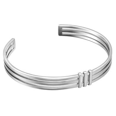 Esprit ESBA00172100 Jace Armband Staal Zilverkleurig