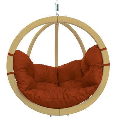 Amazonas Hangstoel Globo Chair Terracotta