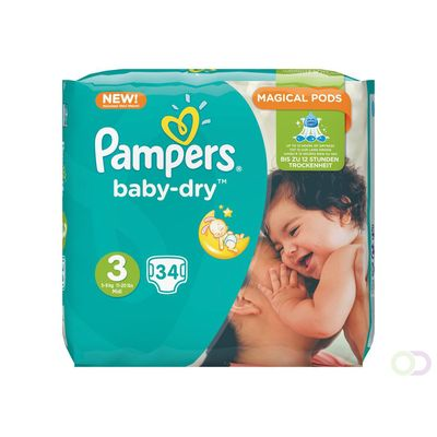 Pampers 3 Midi