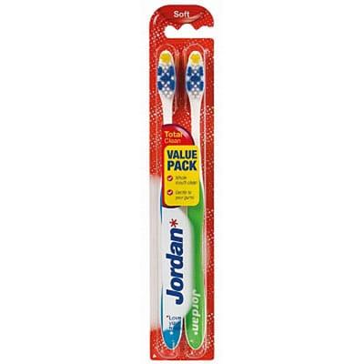 Jordan Tandenborstel Total Clean Soft