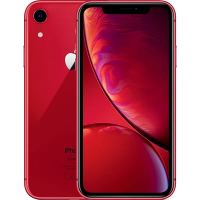 iPhone XR 64GB PRODUCT RED