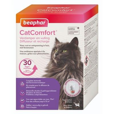 Beaphar catcomfort verdamper met vulling
