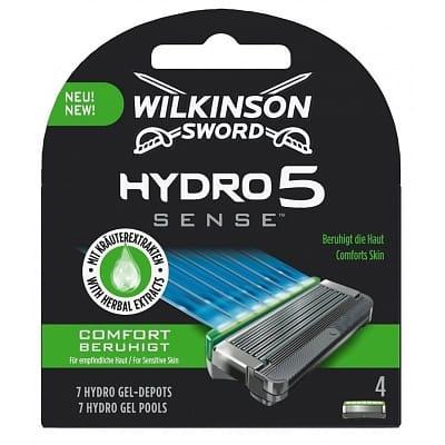 Wilkinson Hydro 5 Sense Scheermesjes