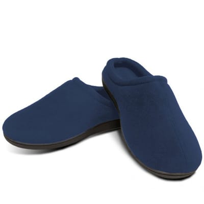Relax Gel Slippers Blue Size M (39-40)