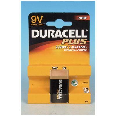 Duracell Plus batterij Power 9V A