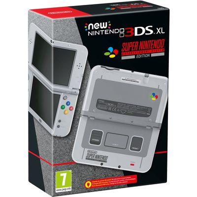 Nintendo 3DS XL SNES Edition