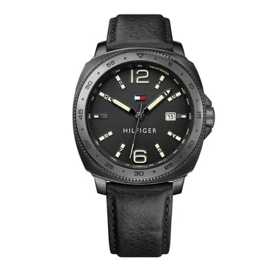Tommy Hilfiger TH1791430 horloge heren zwart