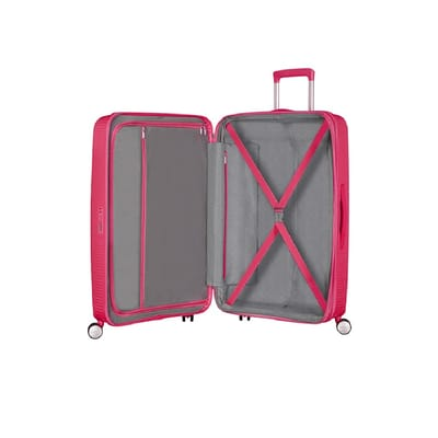 American Tourister SOUNDBOX SPINNER EXP 67