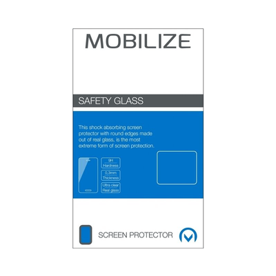 Mobilize Screenprotector LG X Power Safety Glass