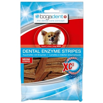 Bogadent Enzyme Stripes Mini 100 Gr