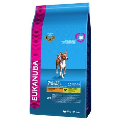 Eukanuba Dog Mature Senior Medium Breed kg