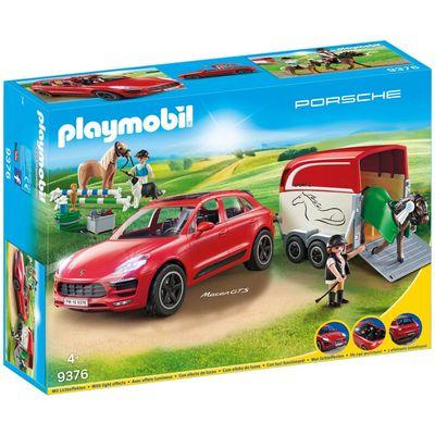 Porsche Macan Gts Playmobil 9376