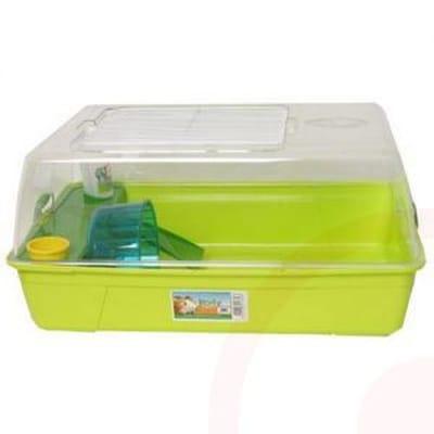 Savic rody hamsterkooi groen