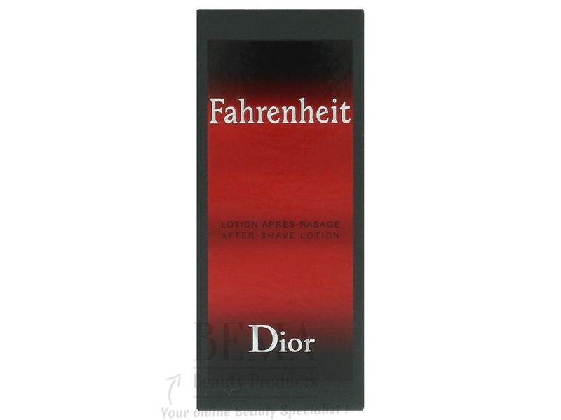Dior Fahrenheit After Shave 50 ml