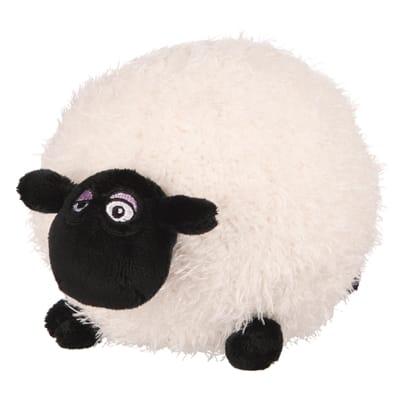 Shaun the sheep shirley pluche speelgoed met geluid
