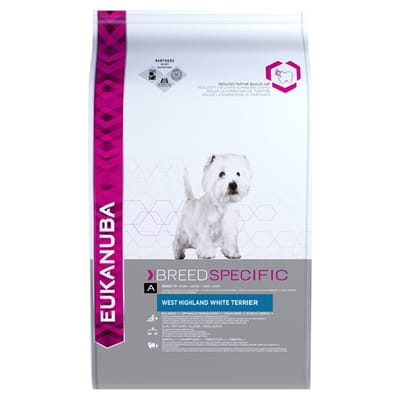 Eukanuba West Highland White kg
