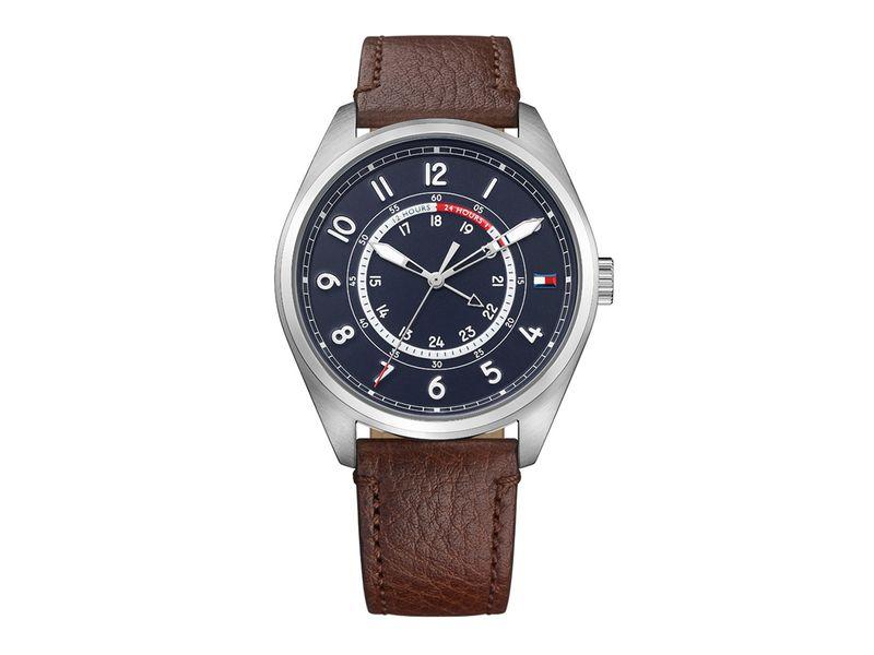 Tommy Hilfiger TH1791371 horloge heren bruin 3