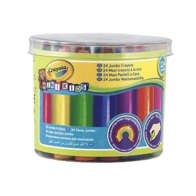 Crayola 24 Dikke Waskrijtjes