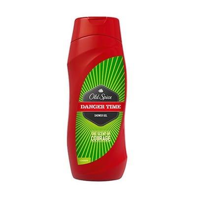 Old Spice Danger Time shower gel