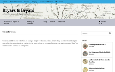 Bryars and Bryars website