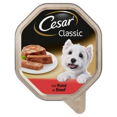 Cesar alu classic pate met rund 150 gr