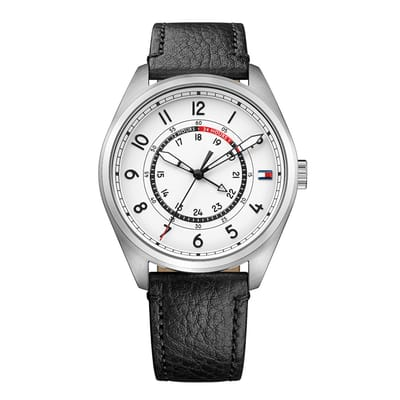 Tommy Hilfiger TH1791373 Horloge Zwart mm 3